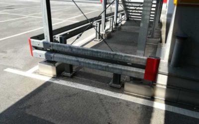 Dostawa i montaż barier energochłonnych