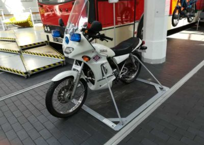 Podstawa pod Motocykl