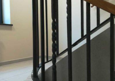 Zabytkowa balustrada - rewitalizacja