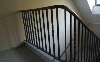 Zabytkowa balustrada – Rewitalizacja